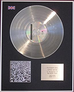 Amazon jay z cd gold disc record limited editionthe blueprint george michael limited edition cd platinum disc listen without prejudice malvernweather Choice Image