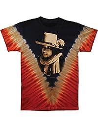 Men's Rolling Thunder Tie Dye T-shirt Multi