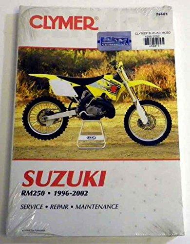 2001 Rm 250 - 5