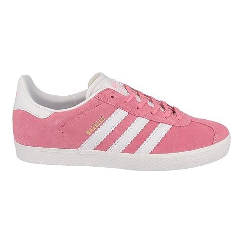 adidas gazelle rosa bambina 34