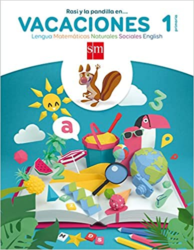 cuadernillo de vacaciones para  primaria