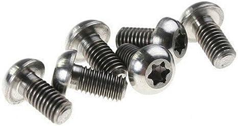 M6 Bulloni titanio più taglie altissima qualità garanzia a vita