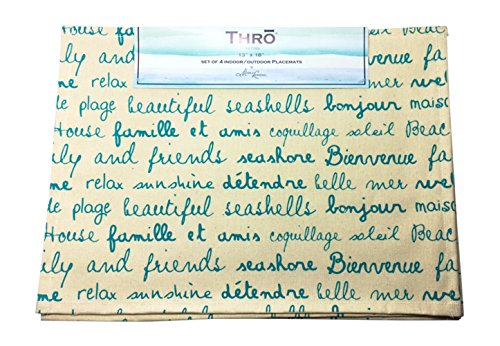La-Plage-Beach-Placemats-French-Inspired-Set-of-4-Thro-by-Marlo-Lorenz