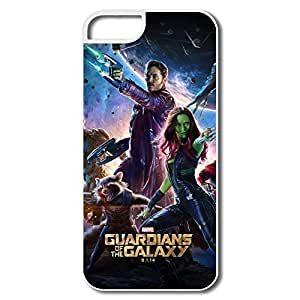 Classic Guardians Galaxy IPhone 5/5s Plastic And Aluminum Skins Snow Proof