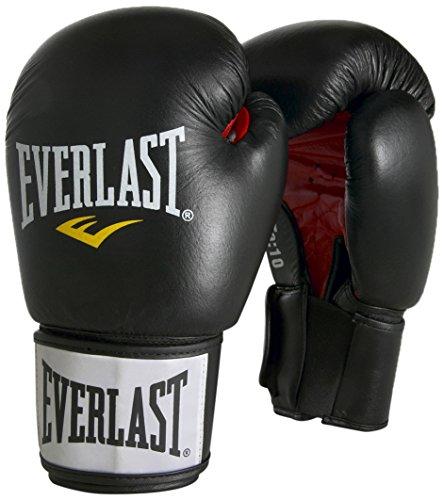 Everlast Erwachsene Boxhandschuhe Moulded Foam Training Glove, Black, 12, 6000