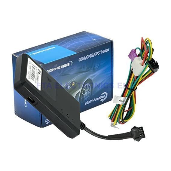ATL-06A Tk06a Car Truck GPS Tracker System with Real Time Voice Monitoring and Inbuilt Battery for Tracking Devices