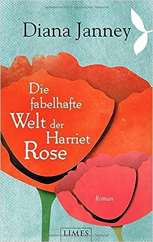 Buchcover: Die fabelhafte Welt der Harriet Rose