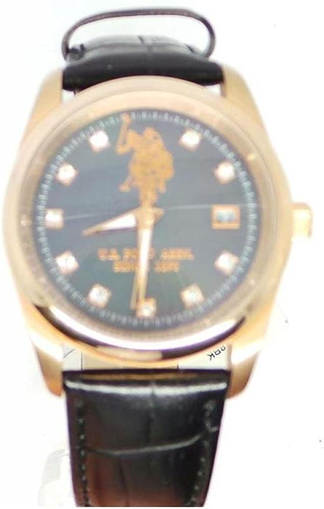 U.S. Polo Assn Mujer USP5018BK: Amazon.es: Relojes