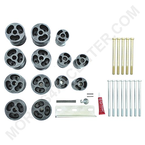 Performance Accessories (913) Body Lift Kit for Jeep