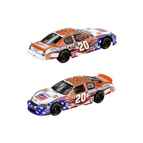(2003 Action Tony Stewart Home Depot / Independence 1/64 Diecast - 1 of 16,344)