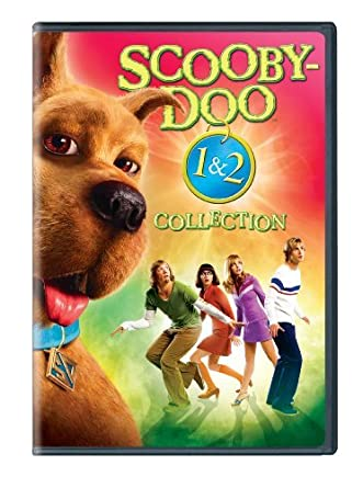 Amazon Com Scooby Doo The Movie Scooby Doo 2 Monsters Unleashed Dbfe By Freddie Prinze Jr Movies Tv