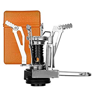 Amazon.com : OuterEQ Ultralight Outdoor Camping Stove Gas