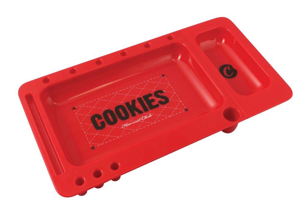 Cookies SF Custom Rolling Tray 2.0 (Red)