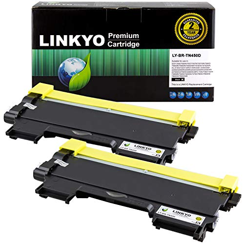 LINKYO Compatible Toner Cartridge Replacement for Brother