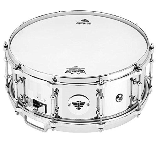 CAJA SANTAFE DELUXE ACERO 14X5'' SZ0050 by Santafe Drums