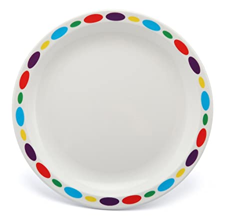 Harfield Polycarbonate Plastic Pebbles Large Patterned Plate - Pack of 4 Plates  sc 1 st  Amazon UK & Harfield Polycarbonate Plastic Pebbles Large Patterned Plate - Pack ...