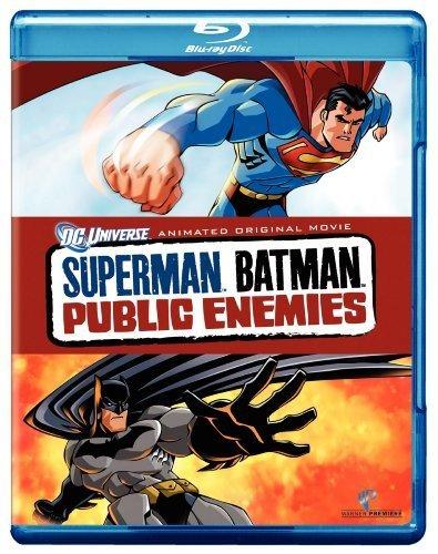 Superman/Batman: Public Enemies [Blu-ray] by Warner Home Video