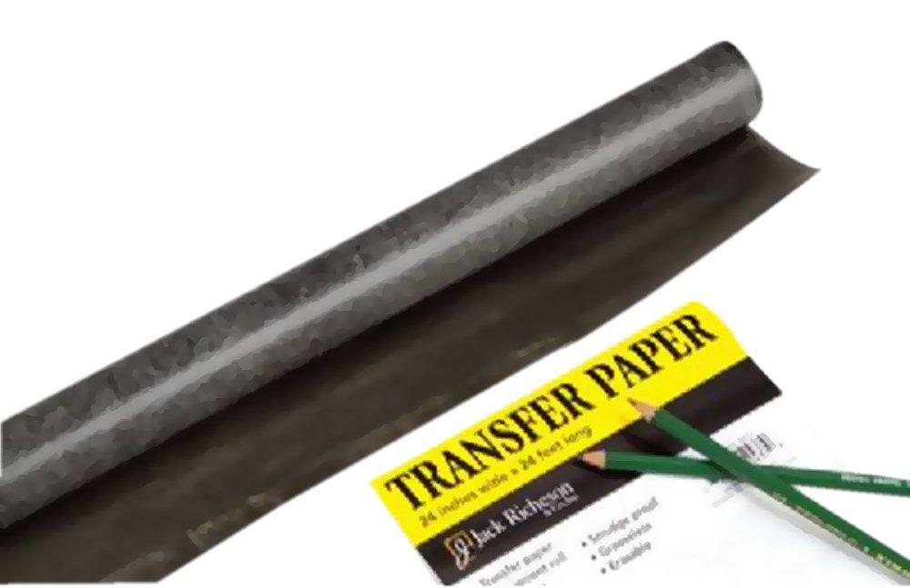 Richeson Transfer Papier Rolle 24x 24-feet (101050) Jack Richeson