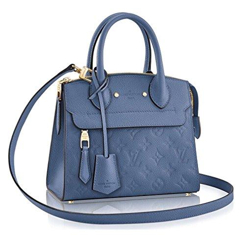 Louis Vuitton Denim Handbag - 1