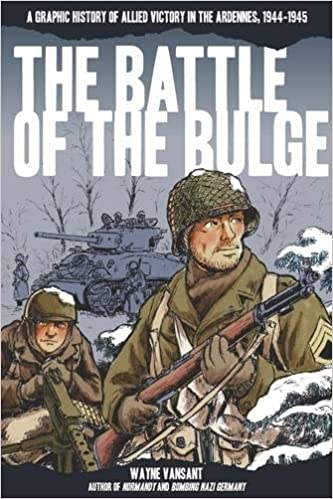 the battle of the bulge a graphic history of allied victory in the ardennes zenith graphic histories wayne vansant