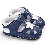 Tutoo Unisex-Baby Shoes Summer Sandals for Girls' Boys' Infant Toddler Soft Frst Walkers Shoes Review