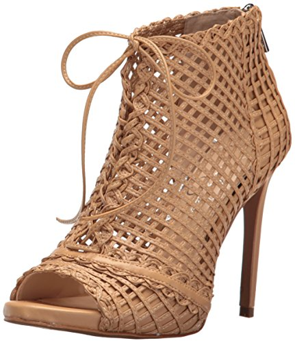 Jessica Simpson Women's Rendy Ankle Bootie, Sand Castle, 6.5 M US