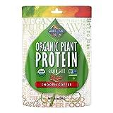 Cheap Garden of Life Organic Protein Powder – Vegan Plant-Based Protein Powder, Coffee, 8.6 oz (244g) Powder