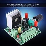 PWM Pulse Frequency Stepper Motor Driver Controller PWM Pulse Signal Generator Speed Regulator 15-160V