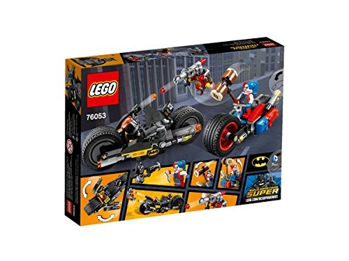 Buy lego harley quinn with hammer