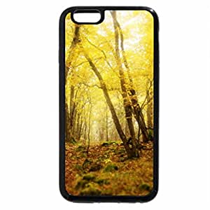 iPhone 6S Plus Case, iPhone 6 Plus Case, Fall time Forest
