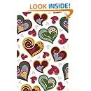 Internet Password Organizer: Hearts Abound (Discreet Password Journal)