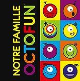 Carnet notre famille Octofun