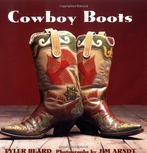 Cowboy Boots (Costumes Ideas With A Beard)
