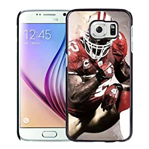 New Personalized Custom Designed For Samsung Galaxy S6 Phone Case For American Football Player Phone Case Cover