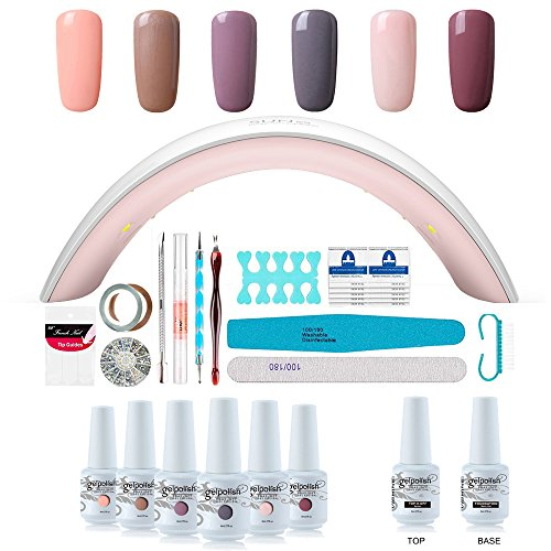 Best vorini nail gel kit starter kit to buy in 2020