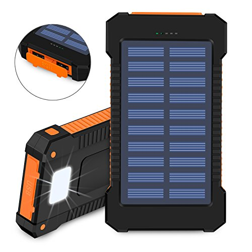 Solar Energy Iphone Charger - 4