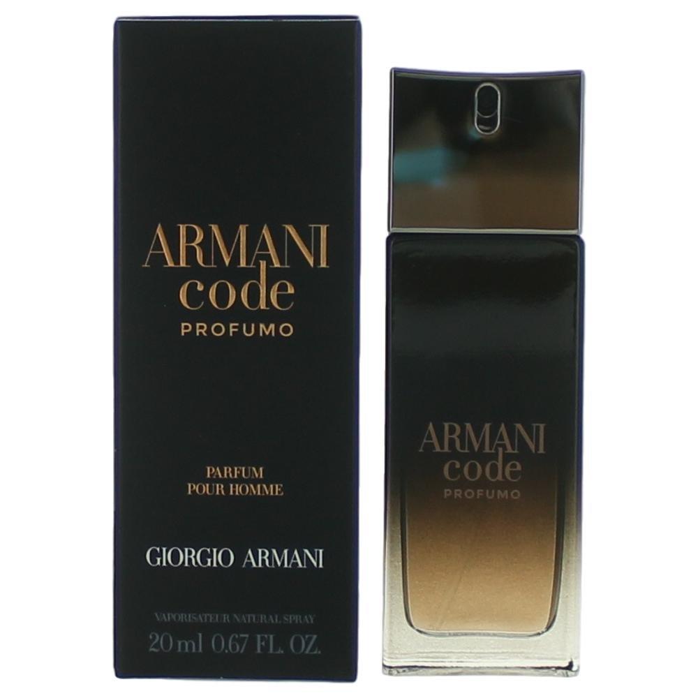 GIORGIO ARMANI ABPMES067-A Code Perfume/Edp Spray (20 Ml) (M), 0.67 Oz
