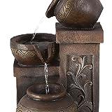 Pure Garden 50-203 Tabletop Water Fountain