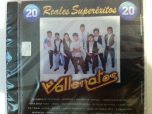 Los Vallenatos 20 Reales Super Exitos by disa