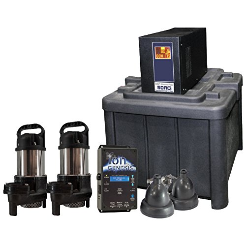 StormPro 50ACi Deluxe Battery Backup Sump Pump System