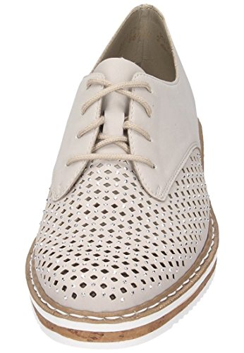 Artimus Casual Stringate Smart N0357 40 Rieker Grey Nel 40 Scarpe Cloud RqxwOUF17