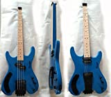 4 String Bass /6 String Lead Double Sided Headless Busuyi Guitar