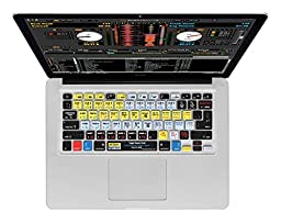 Y Serato Scratch LIVE/ITCH Keyboard Cover for MacBook (SSL-M-CC-2)