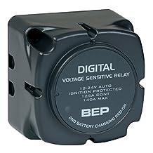 BEP Digital Voltage Sensing Relay (DVSR) 12/24V