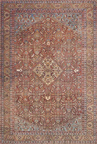 06 Runner Rug - Loloi Loren Collection LQ-06 Classic Traditional Area Rug 2'-6