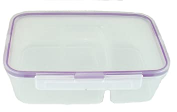 Snapware Airtight 2-compartment Leakproof, Easy-Open Bento
