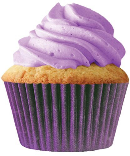 Plum Purple Cupcake Baking Cup Liners 32 Count by Cupcake Creations by Cupcake Creations