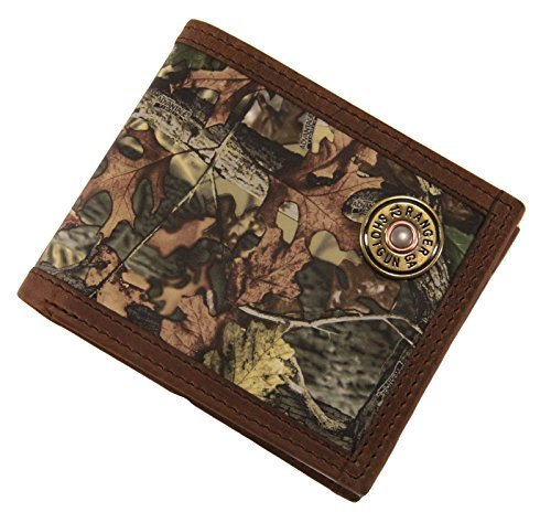 Ranger Belt Company Camouflage Bi-Fold Wallet (C439B)