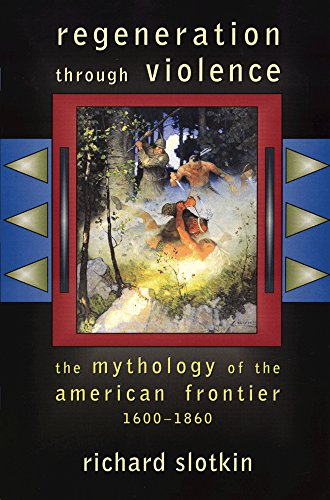 myth of the american frontier The proceeds of your subscription will support american history education in k–12 classrooms worldwide (646) 366-9666 headquarters.