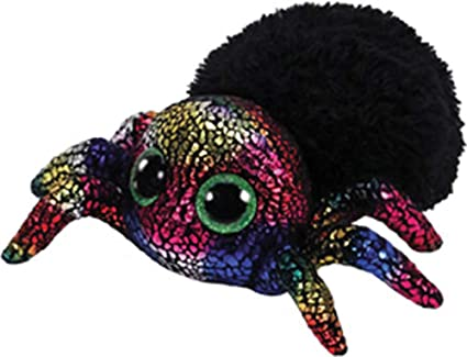 26a3e48cbc3 Image Unavailable. Image not available for. Color  Ty Beanie Boos Legzz -  Spider